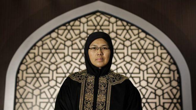 ผู้พิพากษาหญิงคนนี้เป็นผู้ชี้ชะตาว่าชายมาเลเซียจะมีภรรยาได้อีกคนไหม