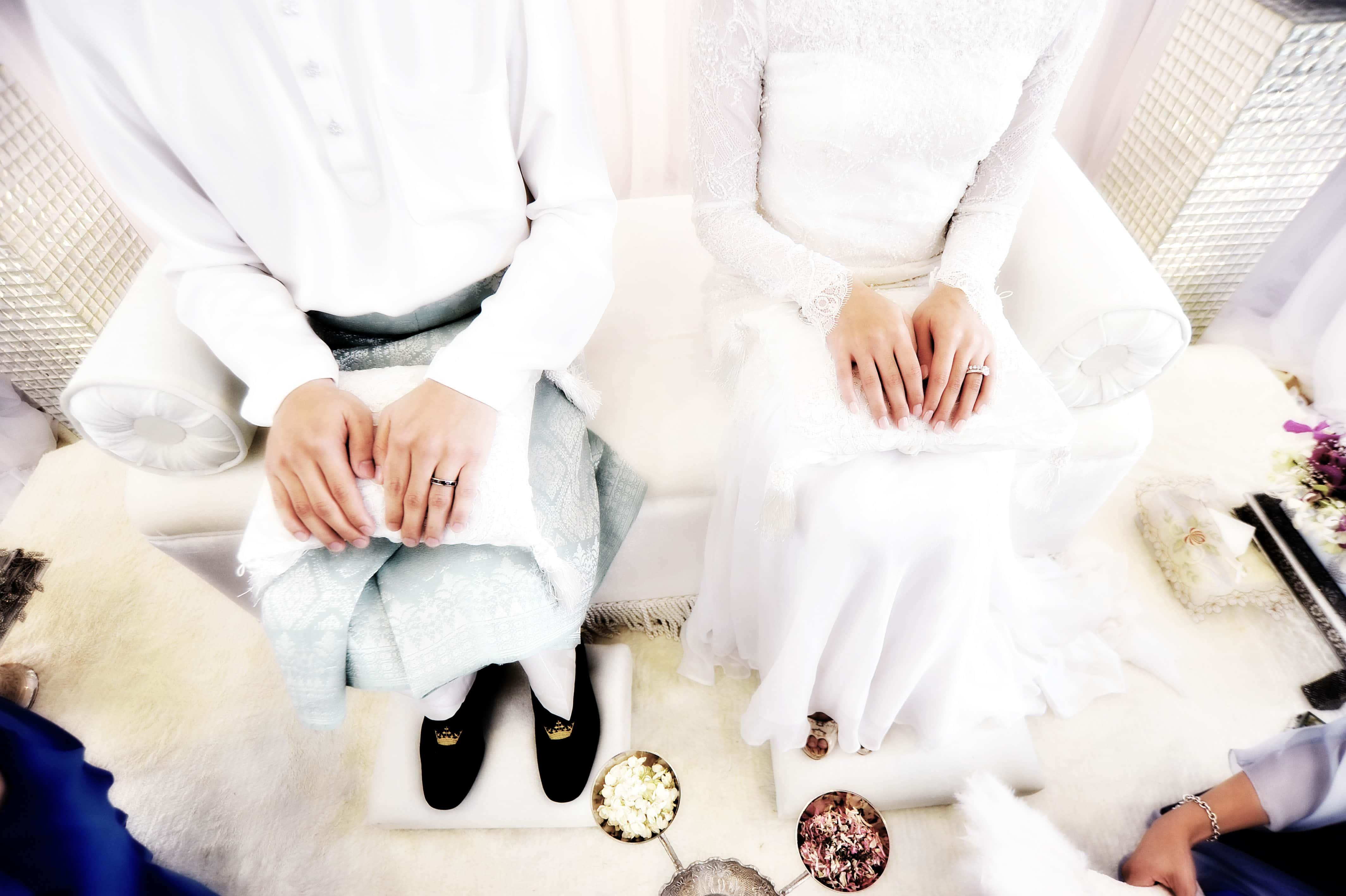 ขั้นตอนพิธีแต่งงานตามหลักศาสนาอิสลาม (นิกะห์)